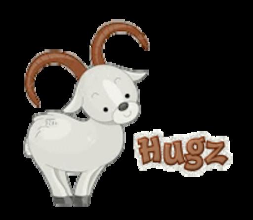 Hugz - BighornSheep