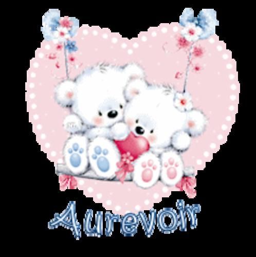 Aurevoir - ValentineBearsCouple