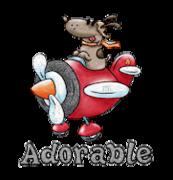 Adorable - DogFlyingPlane
