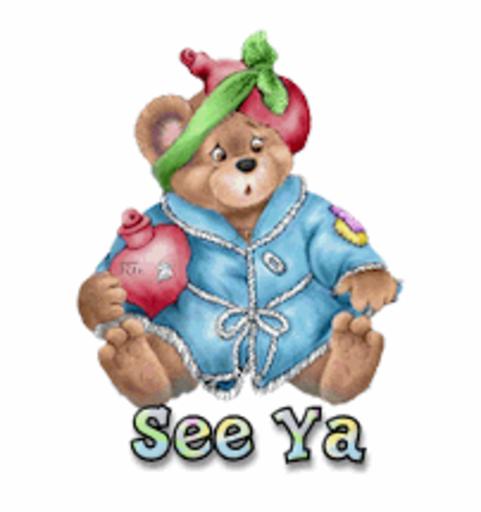See Ya - BearGetWellSoon