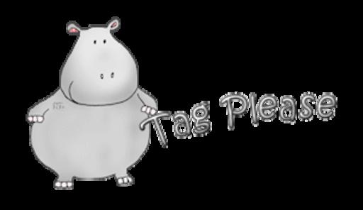 Tag Please - CuteHippo2018