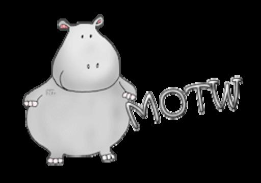 MOTW - CuteHippo2018