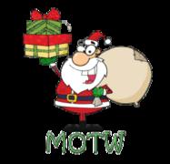 MOTW - SantaDeliveringGifts