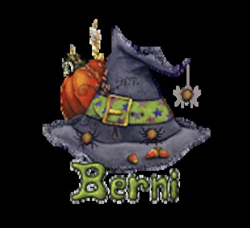 Berni - CuteWitchesHat