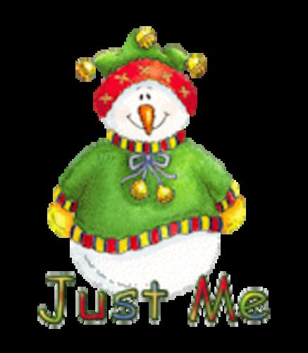 Just Me - ChristmasJugler