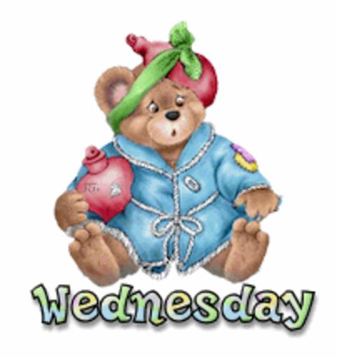 DOTW Wednesday - BearGetWellSoon
