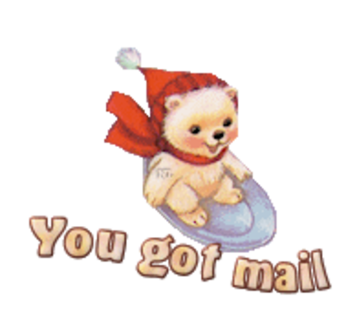 You got mail - WinterSlides