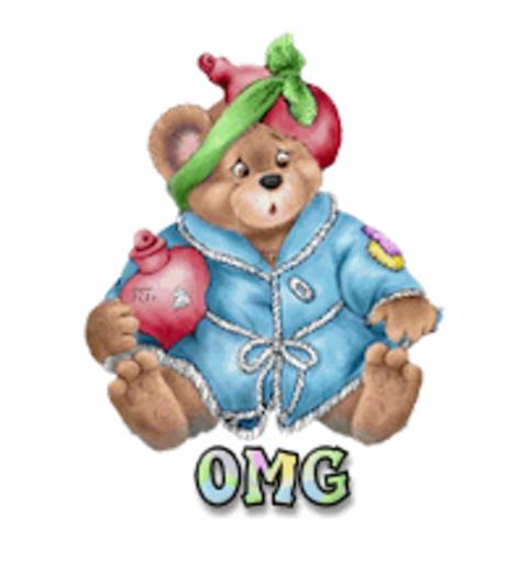 OMG - BearGetWellSoon