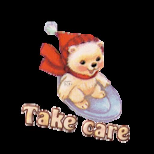 Take care - WinterSlides
