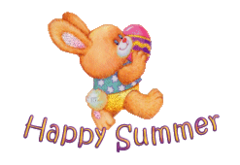 Happy Summer - EasterBunnyWithEgg16