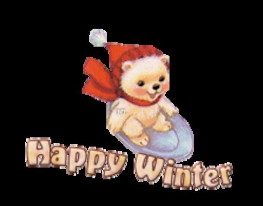 Happy Winter - WinterSlides