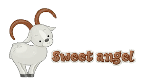 Sweet angel - BighornSheep