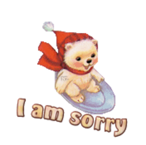 I am sorry - WinterSlides