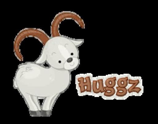 Huggz - BighornSheep