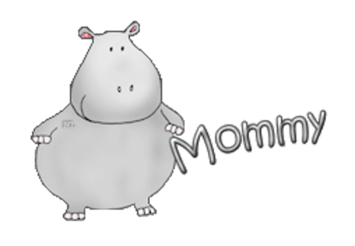 Mommy - CuteHippo2018