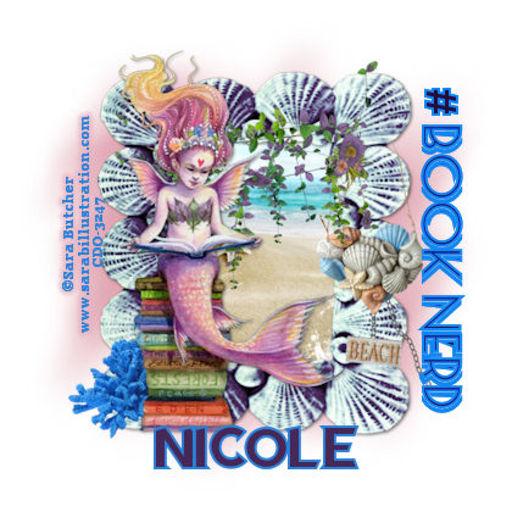 Nicole - Book Nerd