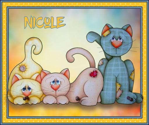 Nicole - Cats-Sherry-052318