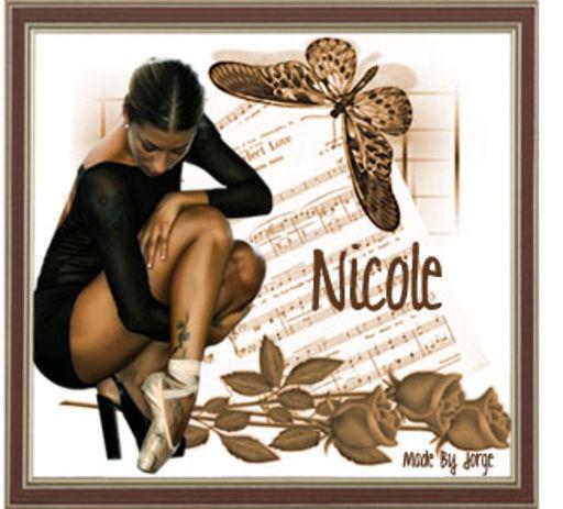 Nicole - Danseuse-Jorge