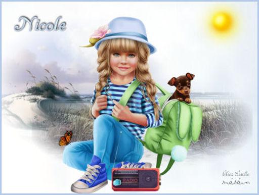 Nicole - tagdanslesdunes