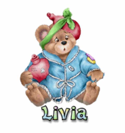 Livia - BearGetWellSoon