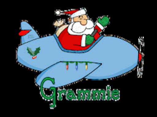 Grammie - SantaPlane