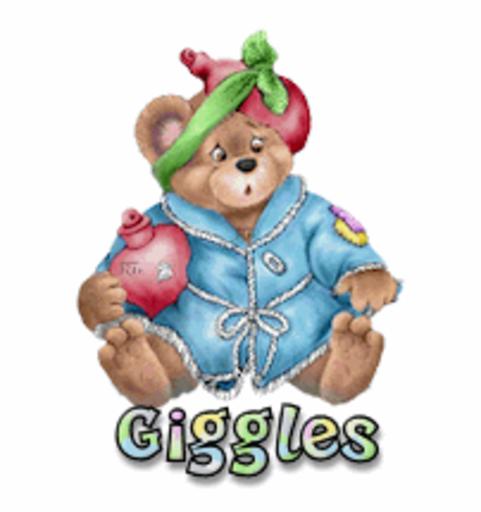 Giggles - BearGetWellSoon