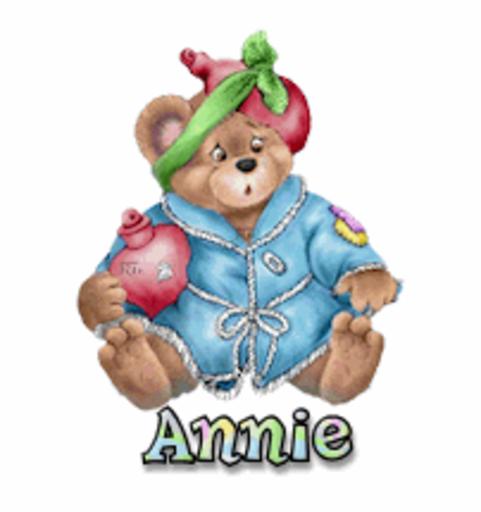 Annie - BearGetWellSoon