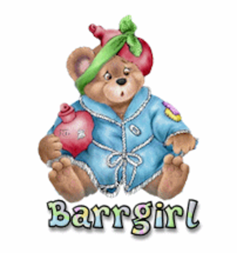 Barrgirl - BearGetWellSoon