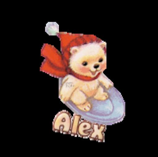 Alex - WinterSlides