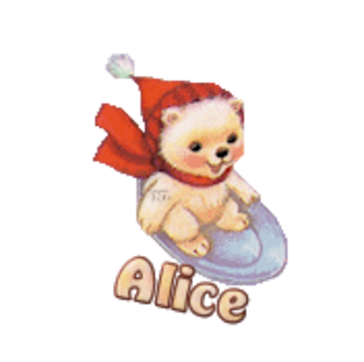 Alice - WinterSlides