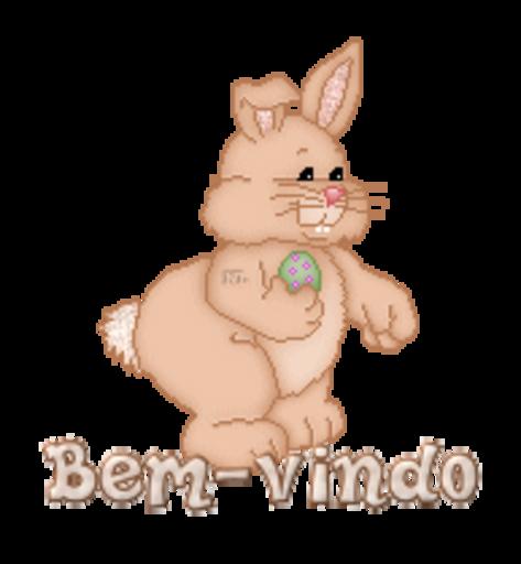 Bem-vindo - BunnyWithEgg