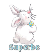 Superbe - HippityHoppityBunny