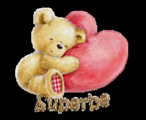 Superbe - ValentineBear2016