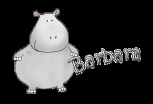 Barbara - CuteHippo2018