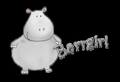 Barrgirl - CuteHippo2018