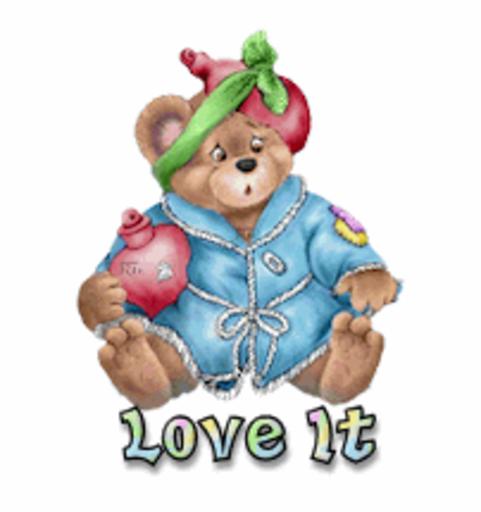 Love It - BearGetWellSoon
