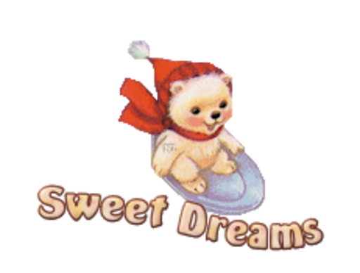Sweet Dreams - WinterSlides