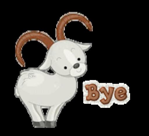 Bye - BighornSheep
