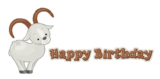 Happy Birthday - BighornSheep
