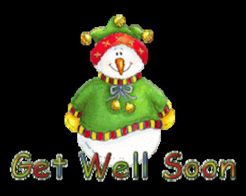 Get Well Soon - ChristmasJugler