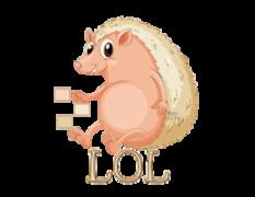 LOL - CutePorcupine