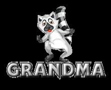 Grandma - RaccoonStepOnName