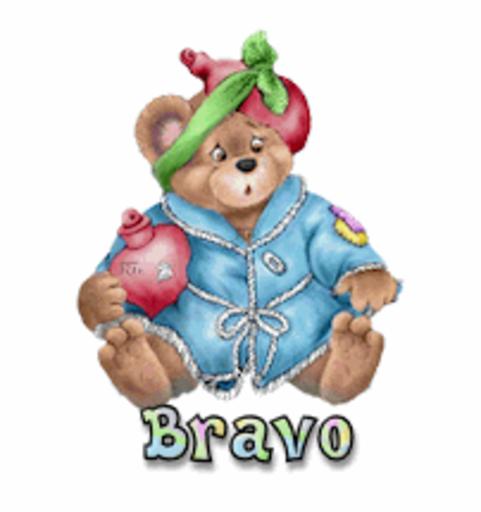 Bravo - BearGetWellSoon