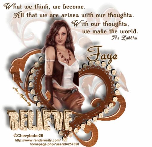 Faye Believe Chevyb Alyssia