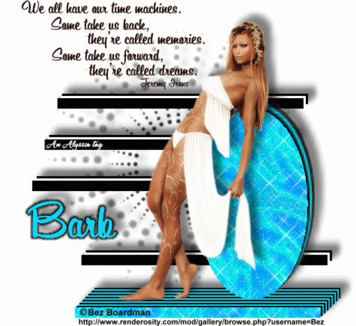 Barb TimeMach BezB Alyssia