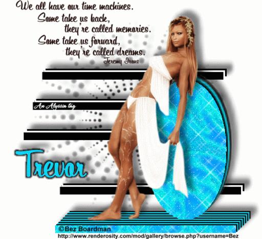 Trevor TimeMach BezB Alyssia
