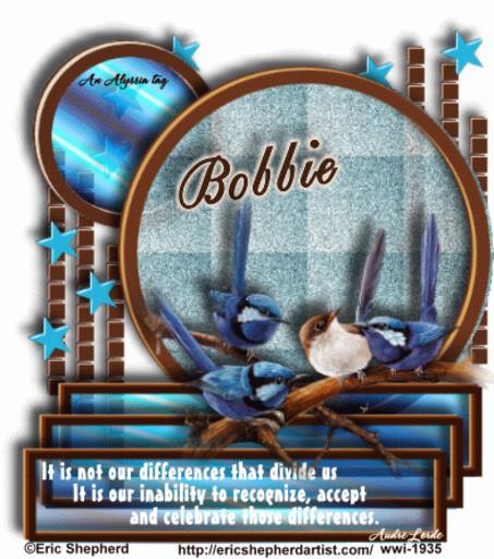 Bobbie Accept EricShep Alyssia