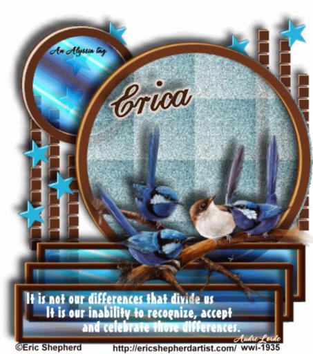 Erica Accept EricShep Alyssia