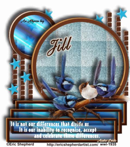 Jill Accept EricShep Alyssia
