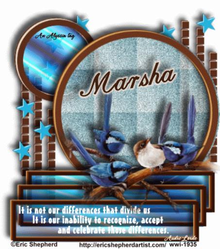 Marsha Accept EricShep Alyssia